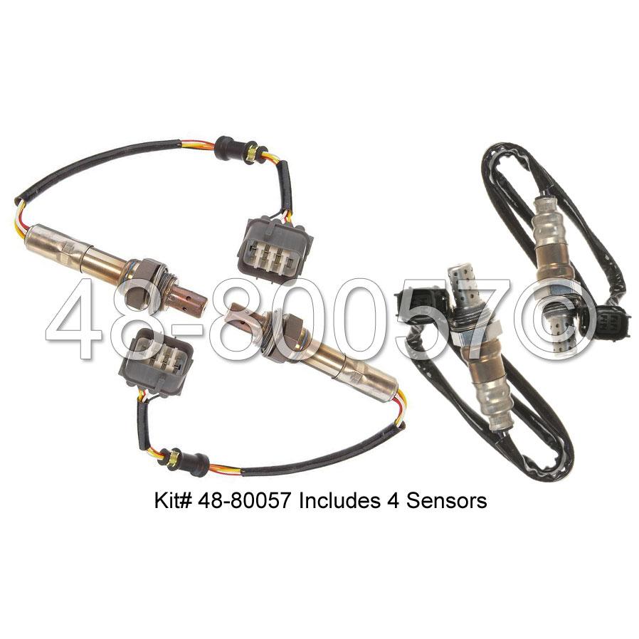 Acura TL                             Oxygen Sensor KitOxygen Sensor Kit