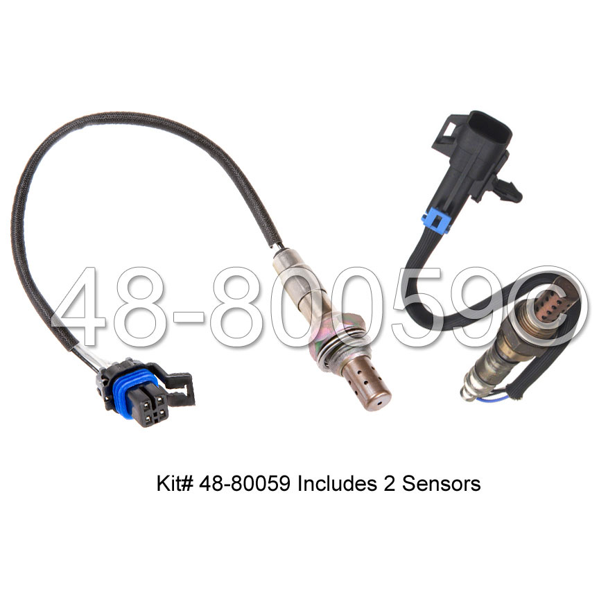 Oldsmobile Intrigue                       Oxygen Sensor KitOxygen Sensor Kit
