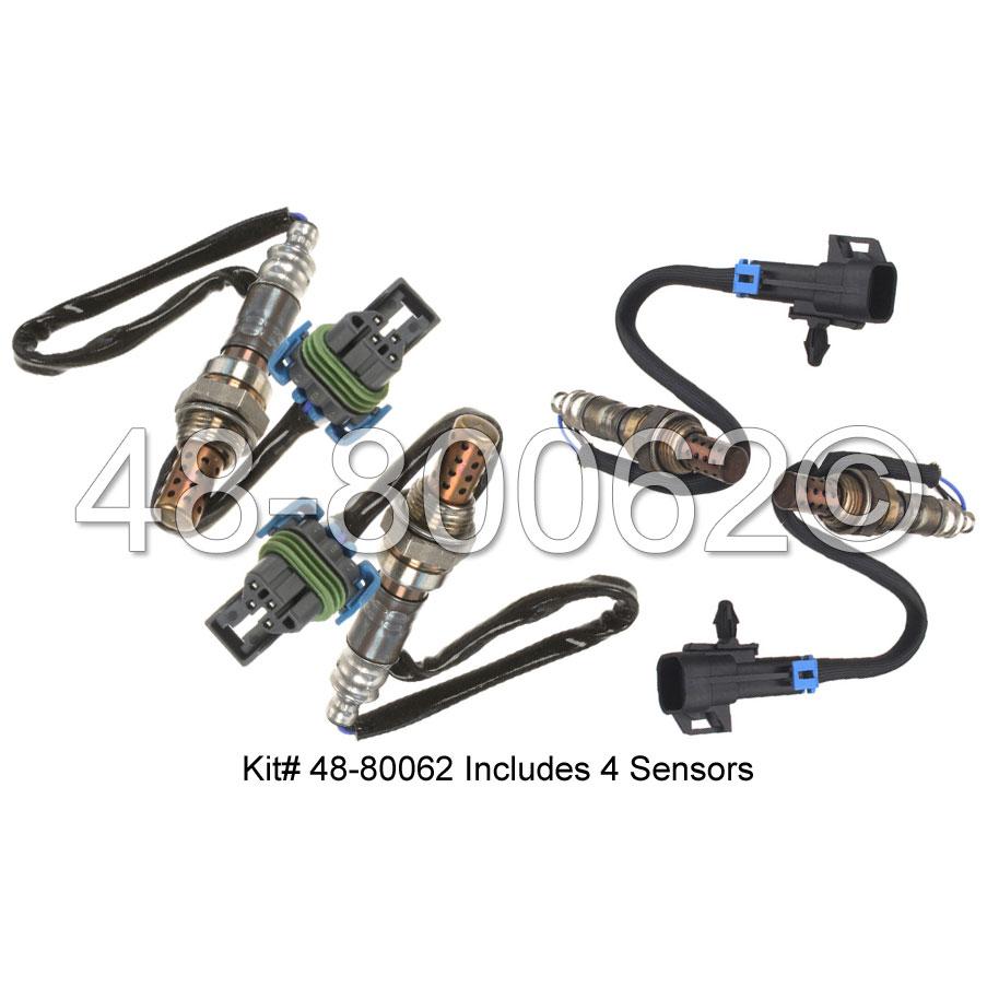 Cadillac Escalade                       Oxygen Sensor KitOxygen Sensor Kit
