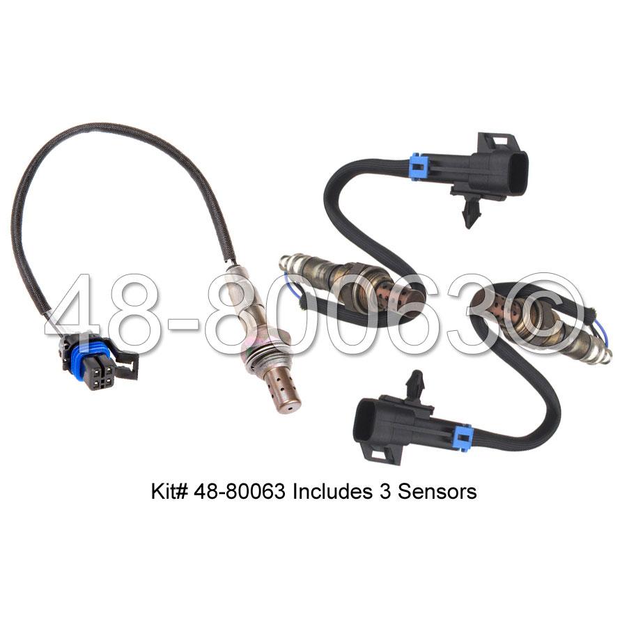 Pontiac Firebird                       Oxygen Sensor KitOxygen Sensor Kit