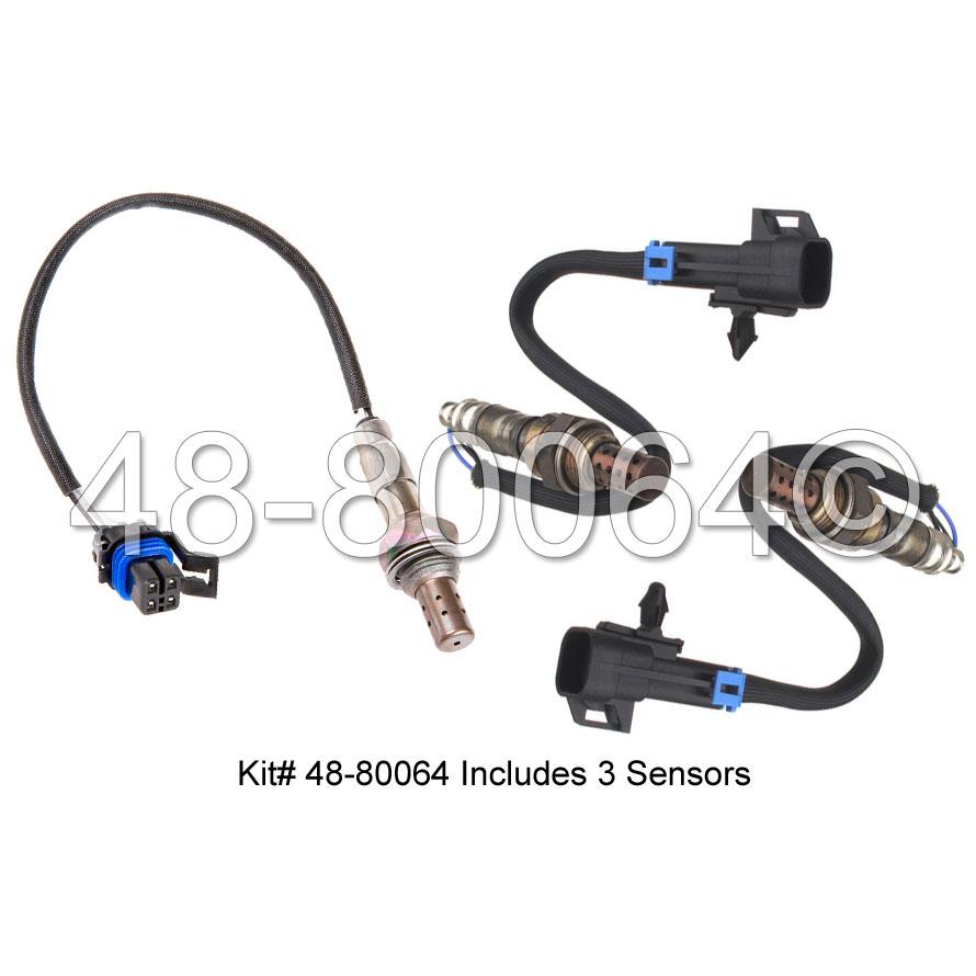 Oldsmobile Aurora                         Oxygen Sensor KitOxygen Sensor Kit