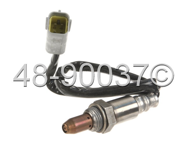 Nissan Titan                          Air Fuel Ratio SensorAir Fuel Ratio Sensor