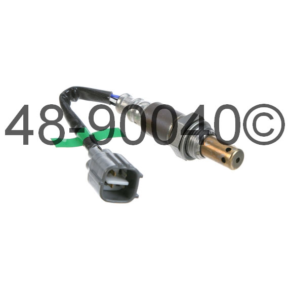 Toyota Camry                          Air Fuel Ratio SensorAir Fuel Ratio Sensor