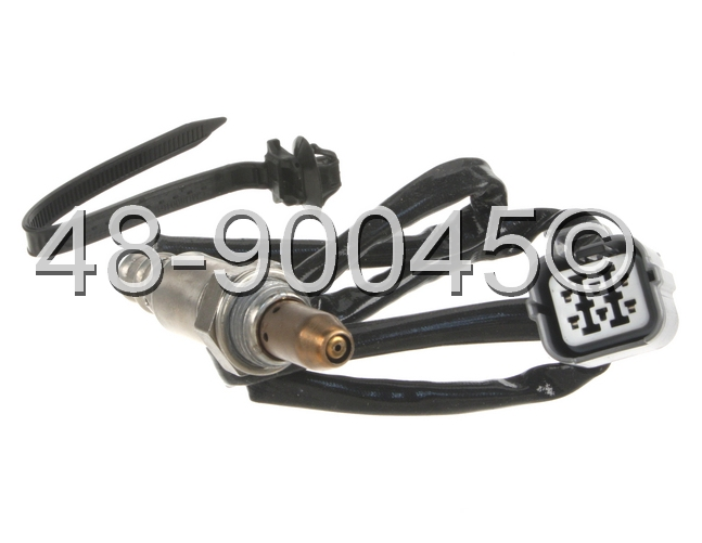 Saab 9-2X                           Air Fuel Ratio SensorAir Fuel Ratio Sensor