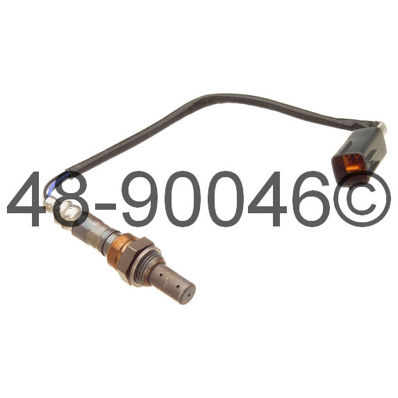 Subaru Impreza                        Air Fuel Ratio SensorAir Fuel Ratio Sensor