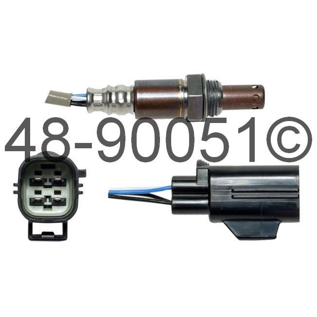 Volvo S60                            Air Fuel Ratio SensorAir Fuel Ratio Sensor