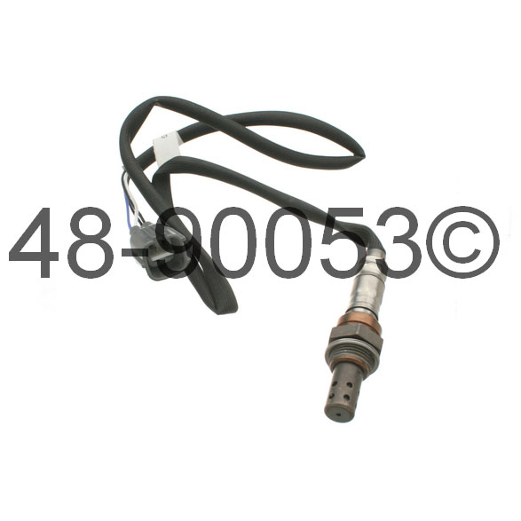 Subaru WRX                            Air Fuel Ratio Sensor