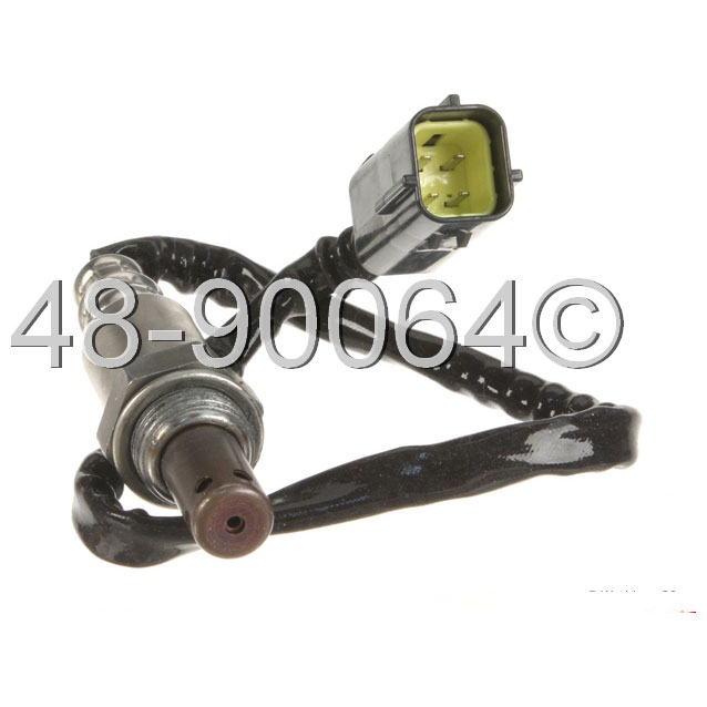 Infiniti G37                            Air Fuel Ratio SensorAir Fuel Ratio Sensor