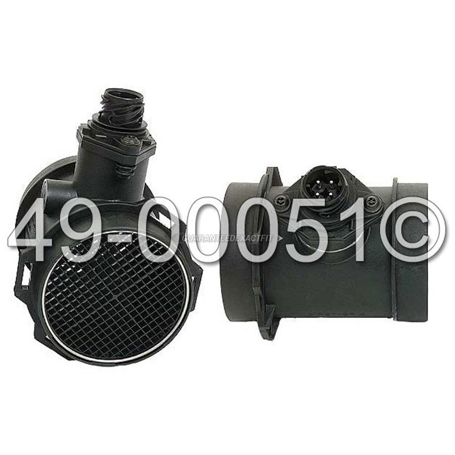 BMW 540                            Mass Air Flow MeterMass Air Flow Meter
