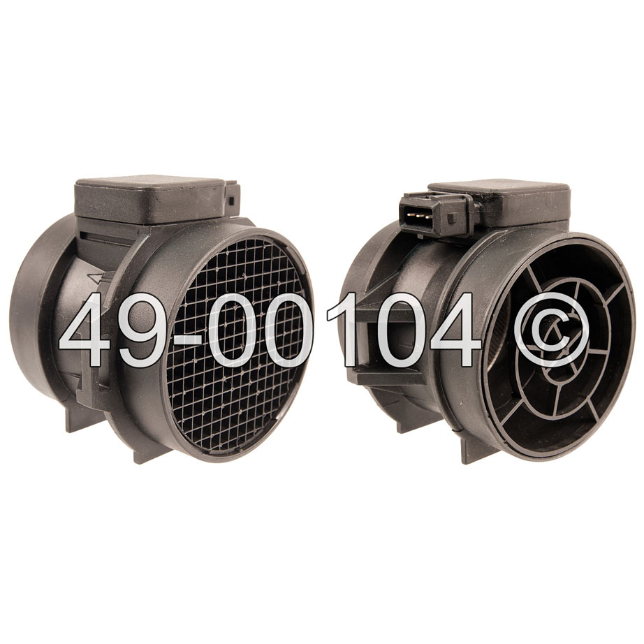 Volvo V40                            Mass Air Flow MeterMass Air Flow Meter
