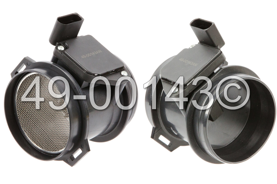 Audi S4                             Mass Air Flow MeterMass Air Flow Meter