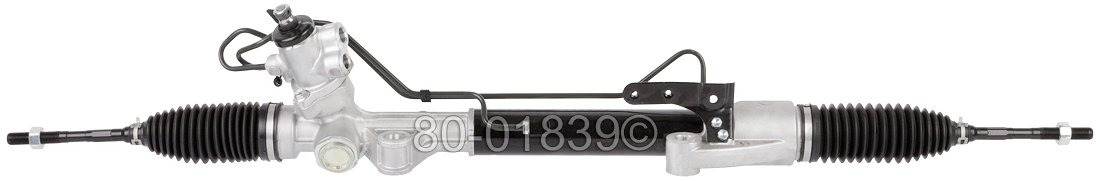 Power Steering Rack