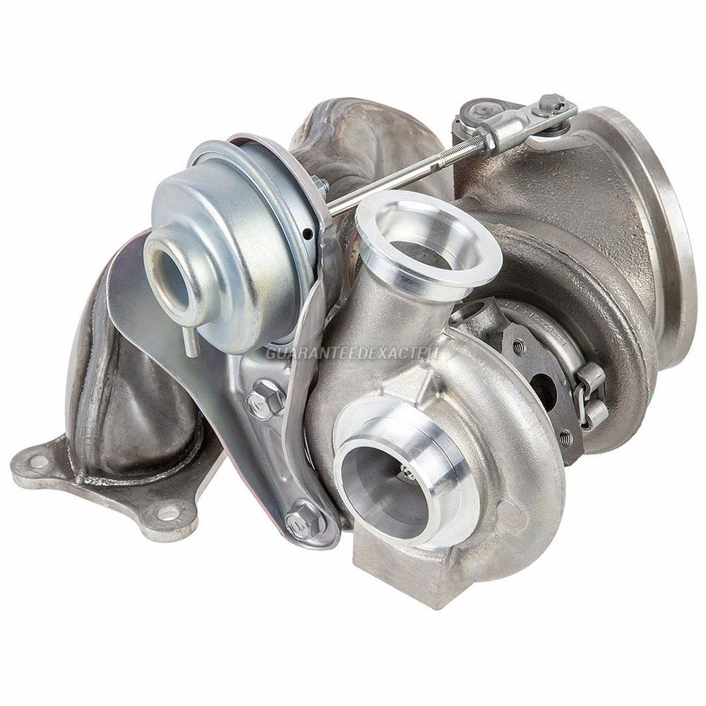 2009 BMW 335 335i xDrive Models - Rear Turbocharger [Cylinders 4 Through 6] Turbocharger