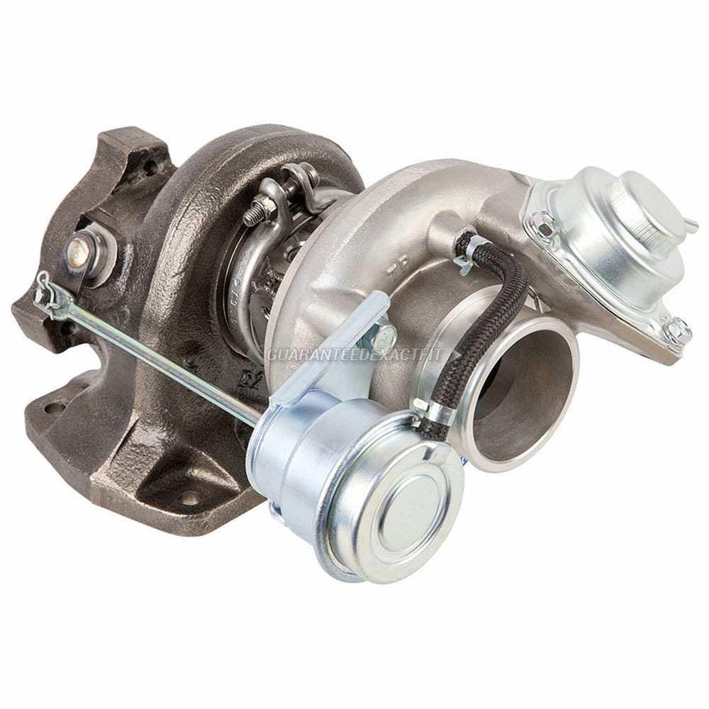 Volvo 760                            Turbocharger