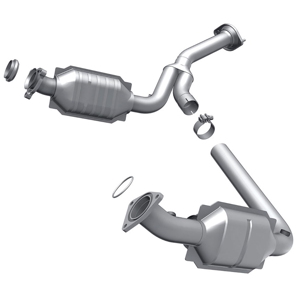 Cadillac Escalade                       Catalytic ConverterCatalytic Converter