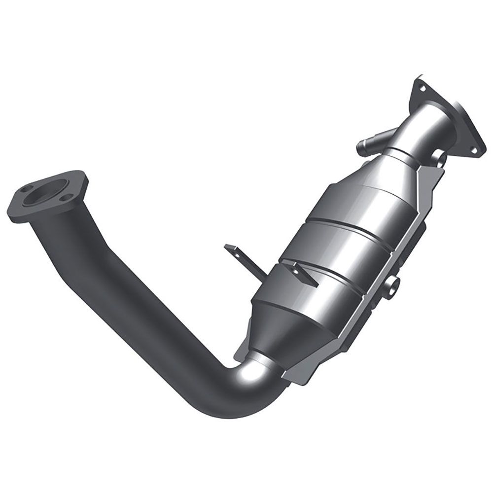 Ford Focus                          Catalytic ConverterCatalytic Converter