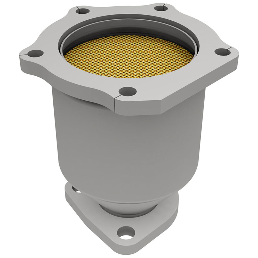 Kia Sephia                         Catalytic ConverterCatalytic Converter