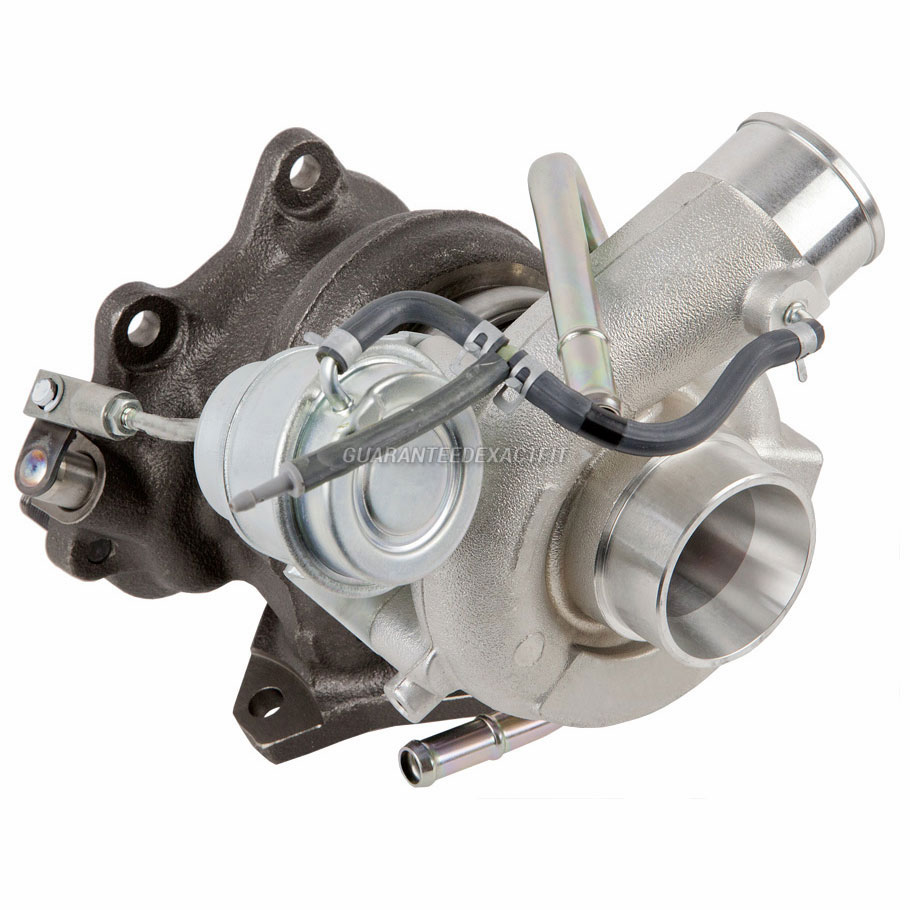 2004 Subaru Forester XT Models Turbocharger