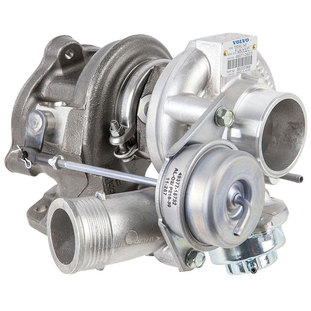 2006 Volvo S60 2.5L Engine [Non-R Models] Turbocharger