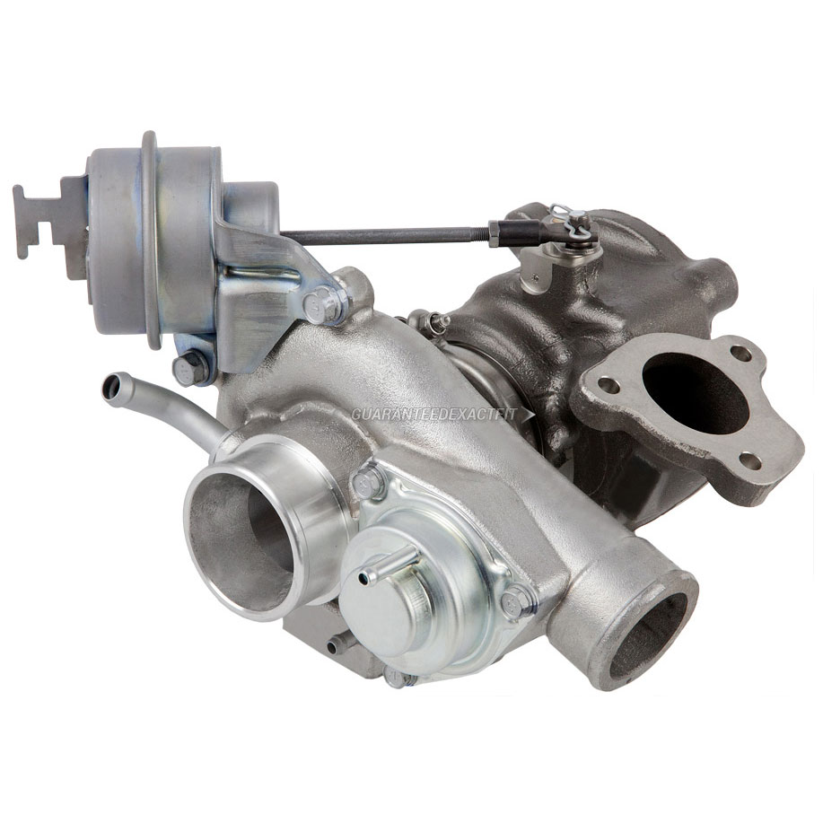 2008 Saab 9-3 2.0L Engine Turbocharger