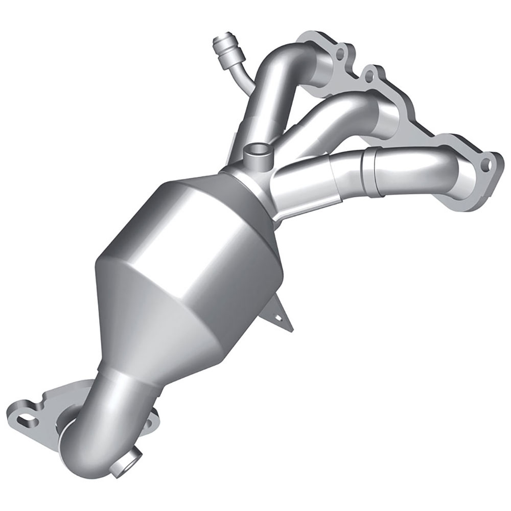 Lincoln Zephyr                         Catalytic ConverterCatalytic Converter
