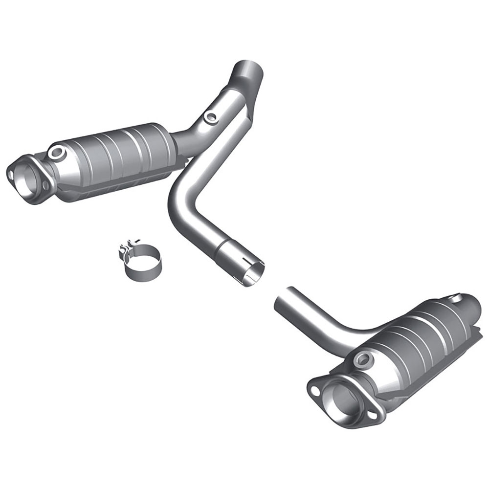 Dodge Dakota                         Catalytic ConverterCatalytic Converter