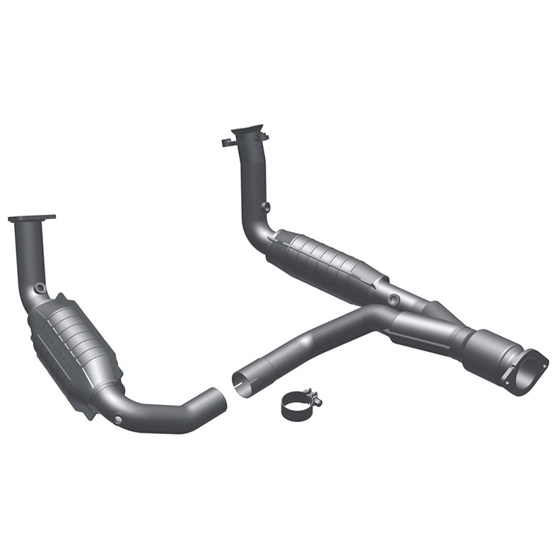 Buick Rainier                        Catalytic ConverterCatalytic Converter