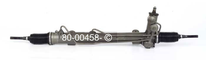 Mercedes_Benz ML320                          Power Steering Rack