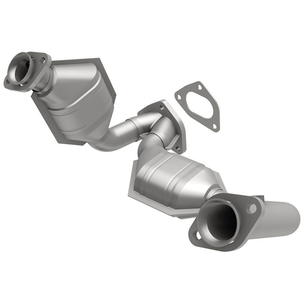 Ford Ranger                         Catalytic ConverterCatalytic Converter