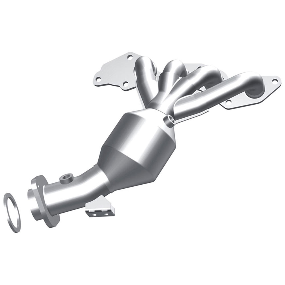 Mazda Miata                          Catalytic ConverterCatalytic Converter