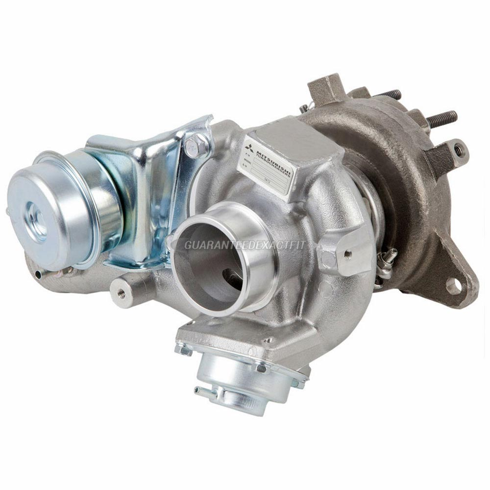 2009 Dodge Caliber SRT-4 Models Turbocharger