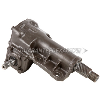 Chevrolet Luv                            Manual Steering Gear BoxManual Steering Gear Box