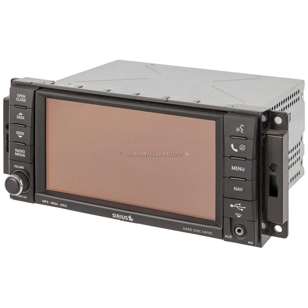 Dodge Nitro                          Navigation UnitNavigation Unit