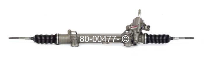 Mercedes_Benz E500                           Power Steering Rack