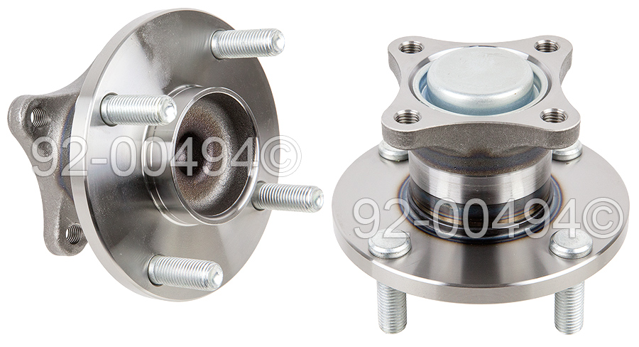 Isuzu Impulse                        Wheel Hub AssemblyWheel Hub Assembly