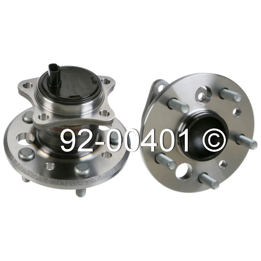 Lexus ES300                          Wheel Hub AssemblyWheel Hub Assembly