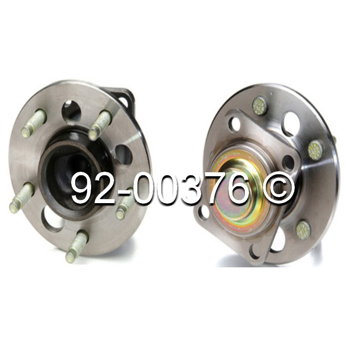 Buick Allure                         Wheel Hub AssemblyWheel Hub Assembly