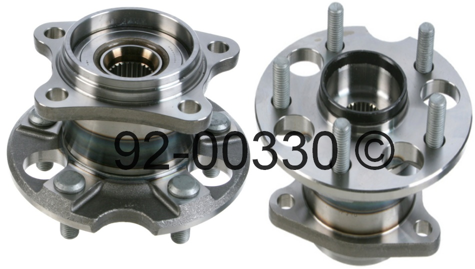 Toyota Highlander                     Wheel Hub AssemblyWheel Hub Assembly