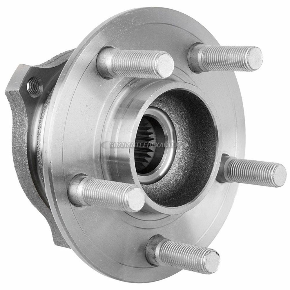 Dodge Magnum                         Wheel Hub AssemblyWheel Hub Assembly