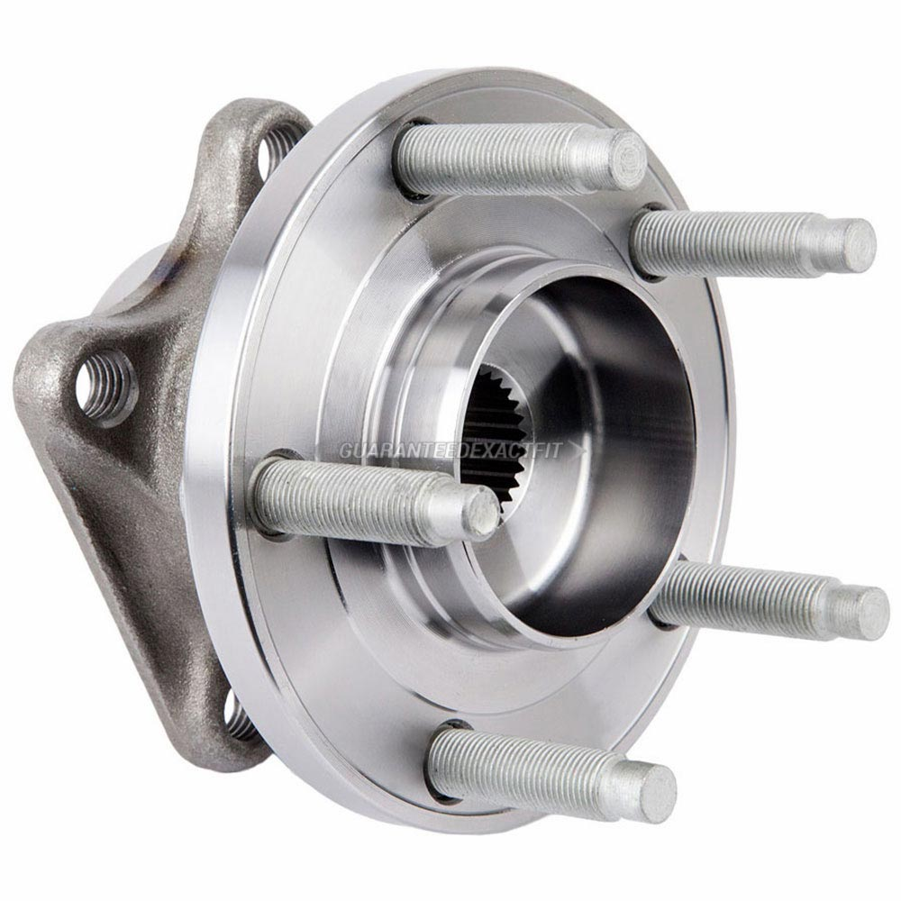 Ford Edge                           Wheel Hub AssemblyWheel Hub Assembly