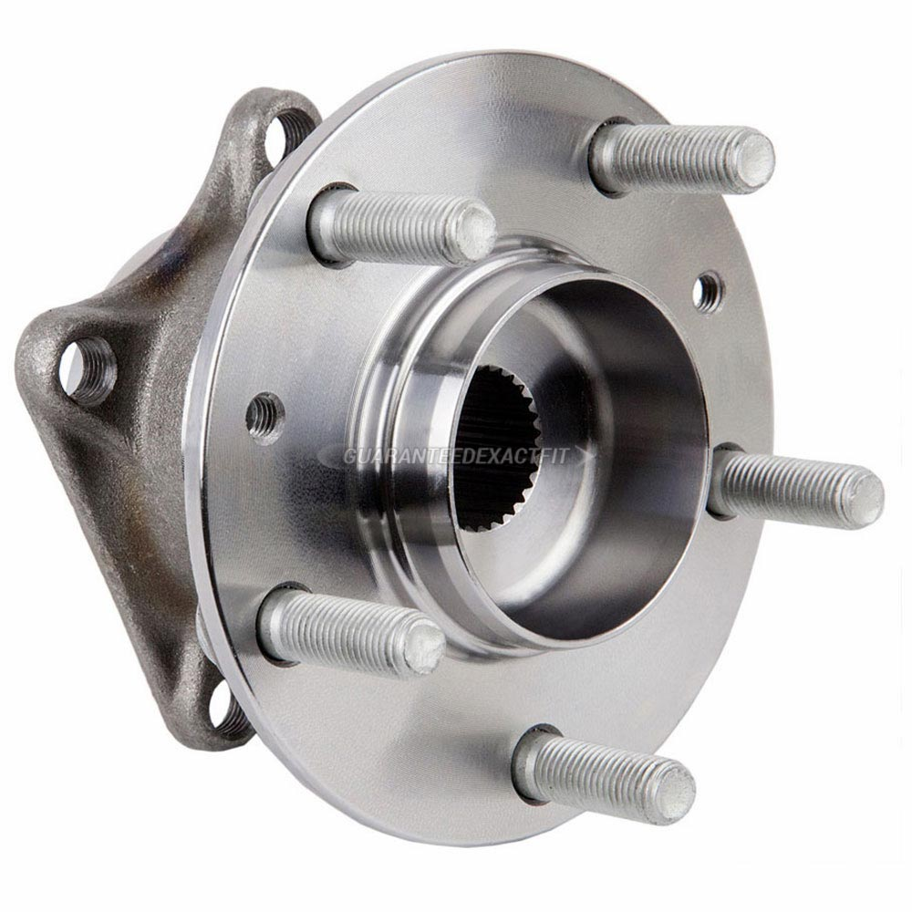 Mazda CX-7                           Wheel Hub AssemblyWheel Hub Assembly