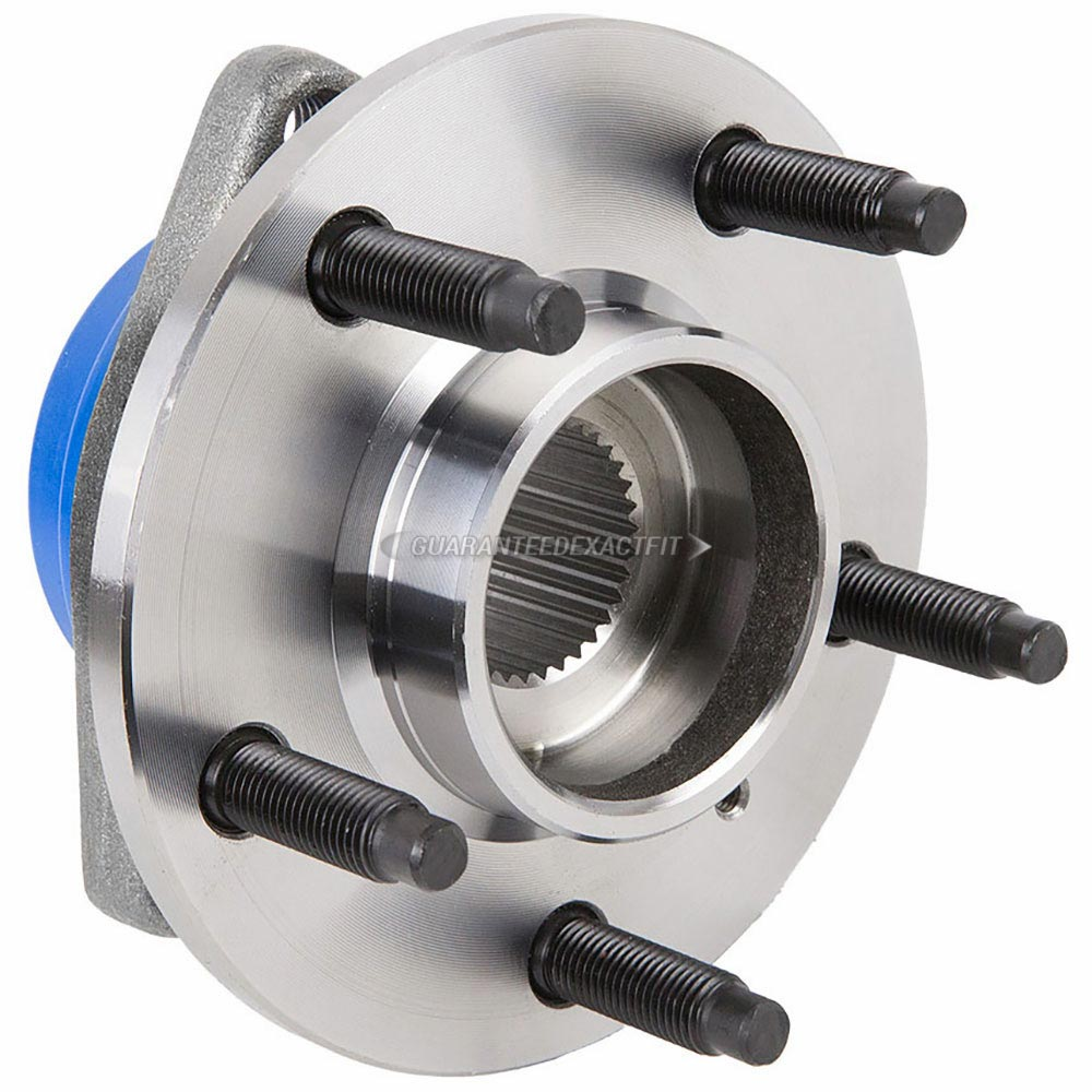 Chevrolet Impala                         Wheel Hub AssemblyWheel Hub Assembly