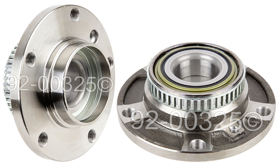 BMW 535                            Wheel Hub AssemblyWheel Hub Assembly