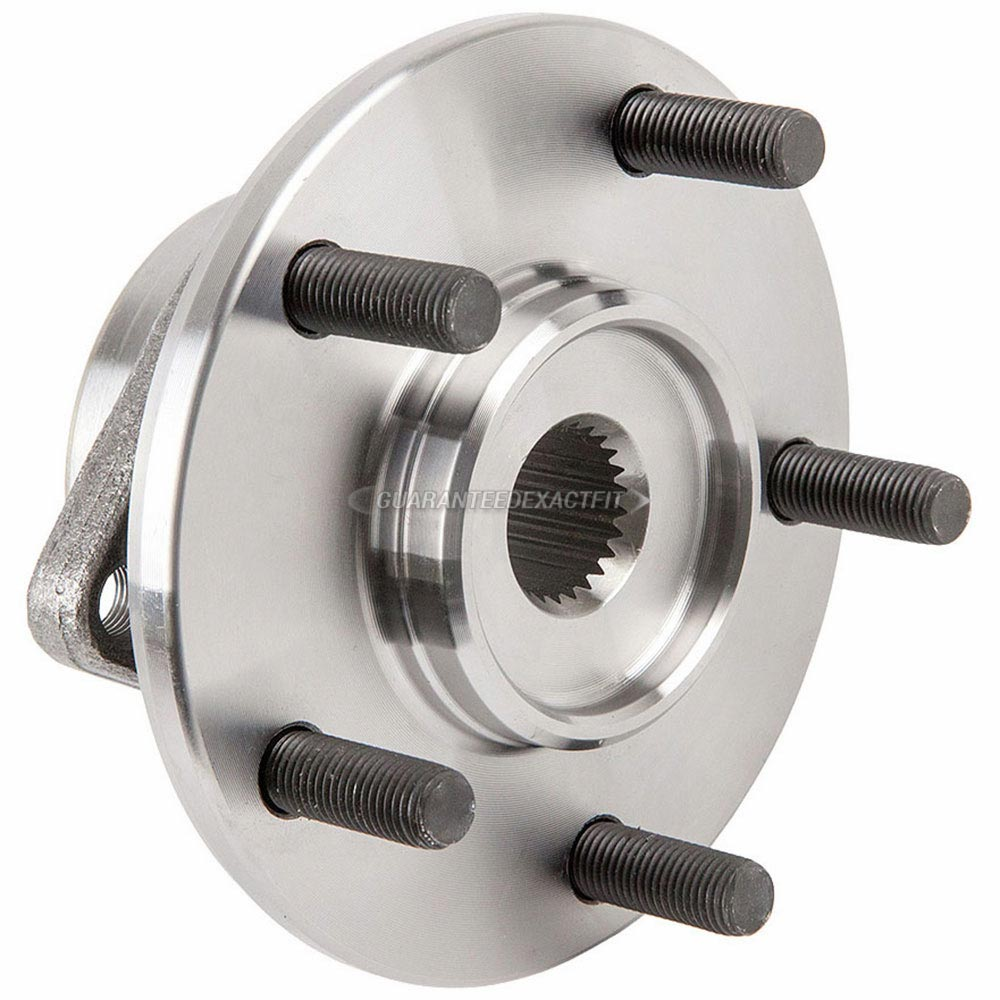 Eagle Talon                          Wheel Hub AssemblyWheel Hub Assembly