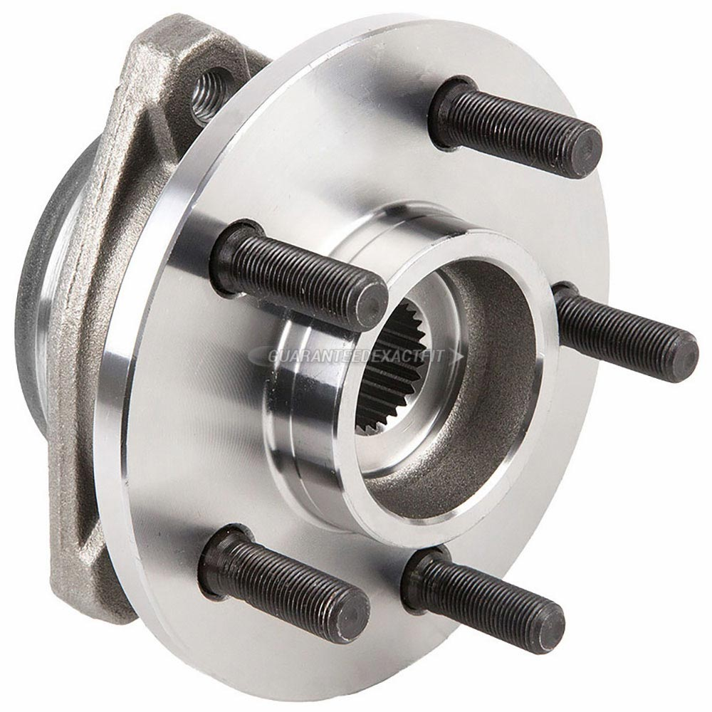 Jeep Wrangler                       Wheel Hub AssemblyWheel Hub Assembly