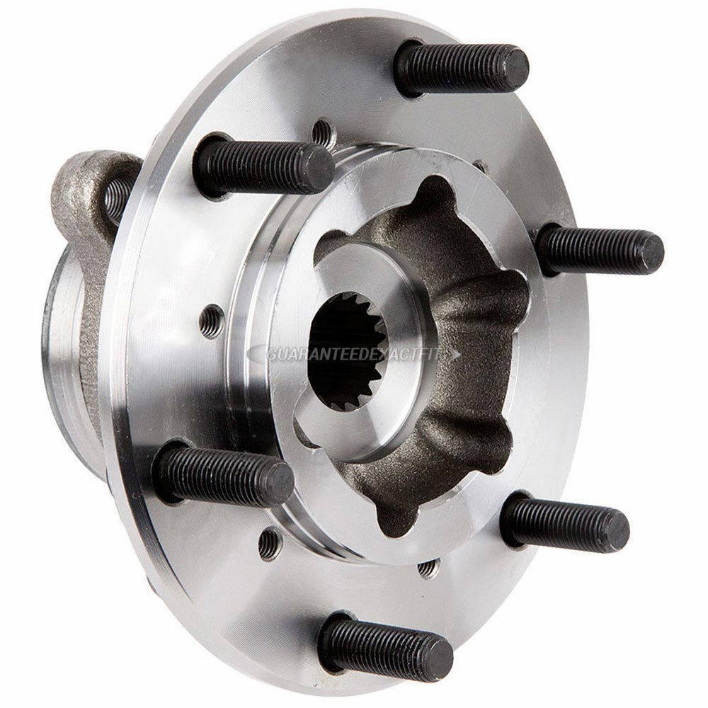 Isuzu Rodeo                          Wheel Hub AssemblyWheel Hub Assembly