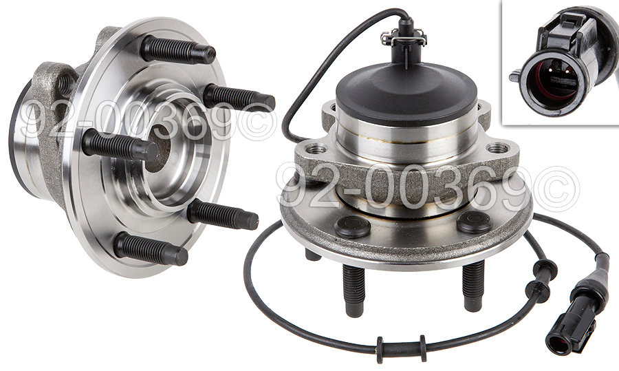 Jaguar XJ8                            Wheel Hub AssemblyWheel Hub Assembly