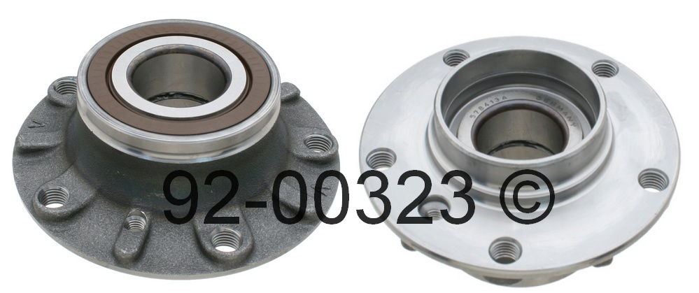 BMW 740                            Wheel Hub AssemblyWheel Hub Assembly