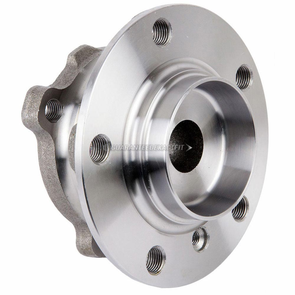 BMW 750iL                          Wheel Hub AssemblyWheel Hub Assembly