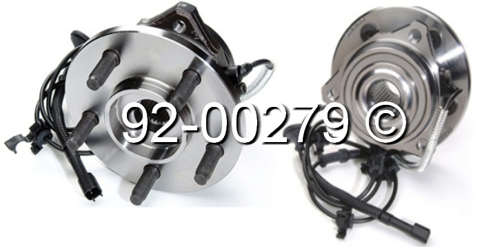 Jeep Liberty                        Wheel Hub AssemblyWheel Hub Assembly